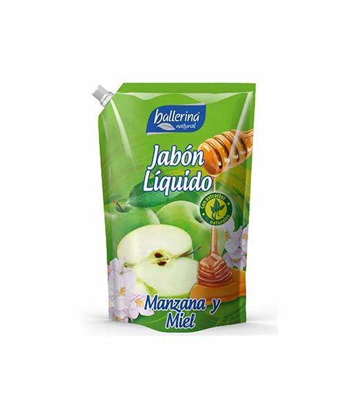 panchito-verduleria-jabon-liquido-manzana-y-miel-ballerina
