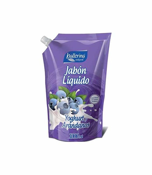 panchito-verduleria-jabon-liquido-yoghurt-arandanos-ballerina